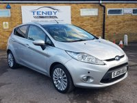 USED 2009 09 FORD FIESTA 1.4 Titanium 5dr FINANCE £95+FULLFORD SH+AUTOMA