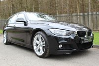 2012 BMW 3 SERIES 2.0 320D M SPORT TOURING 5d 181 BHP £13000.00