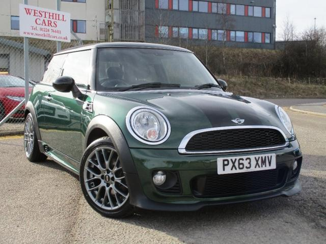 2014 63 MINI HATCH COOPER 1.6 Cooper 3dr