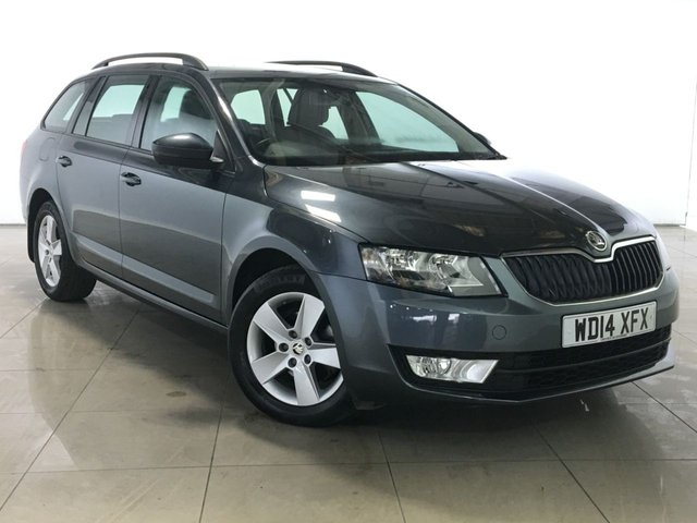 View our 2014 14 SKODA OCTAVIA 1.6 SE TDI CR 5d 104 BHP