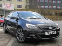 USED 2012 12 VAUXHALL ASTRA 1.6 i VVT 16v SRi VX-Line 5dr LOW MILEAGE, HIGH SPEC