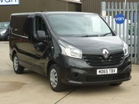 2015 RENAULT TRAFIC 1.6DCi SL27 BUSINESS  115 BHP £9395.00