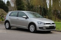 USED 2013 13 VOLKSWAGEN GOLF 1.6 S TDI BLUEMOTION TECHNOLOGY 5d  £0 road tax a year