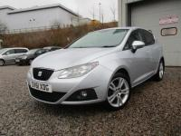 USED 2011 61 SEAT IBIZA 1.4 16v SE Copa 5dr LOW MILEAGE, ONE LADY OWNER