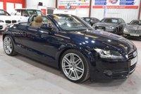 2007 AUDI TT 3.2 QUATTRO S 2d AUTO 250 BHP £7985.00