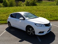 USED 2015 15 NISSAN PULSAR 1.2 ACENTA DIG-T 5d 115 BHP ONE OWNER, LOW MILEAGE