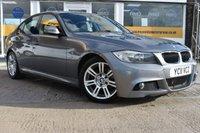 2011 BMW 3 SERIES 2.0 318D M SPORT 4d 141 BHP £6499.00