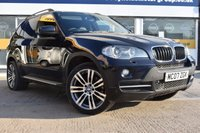 USED 2007 07 BMW X5 2.5 D SE 5STR 5d AUTO 232 BHP THE CAR FINANCE SPECIALIST