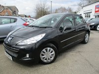 USED 2012 61 PEUGEOT 207 1.4 ACTIVE 5d 74 BHP