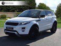 USED 2011 61 LAND ROVER RANGE ROVER EVOQUE 2.0 SI4 DYNAMIC LUX 5d AUTO 240 BHP PANORAMIC SUNROOF
