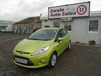 USED 2009 59 FORD FIESTA 1.4 ZETEC TDCI 5d 68 BHP £22 PER WEEK, NO DEPOSIT - SEE FINANCE LINK BELOW
