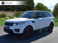 USED 2017 17 LAND ROVER RANGE ROVER SPORT 3.0 SDV6 HSE DYNAMIC 5d AUTO 306 BHP 2017 MODEL YEAR VAT QUALIFYING 2017 MODEL YEAR VAT QUALIFYING  LOW MILEAGE AUTOMATIC