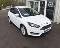 USED 2015 15 FORD FOCUS 1.0 TITANIUM NAVIGATOR ECOBOOST 125 BHP THIS VEHICLE IS AT SITE 1 - TO VIEW CALL US ON 01903 892224
