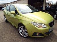 2008 SEAT IBIZA 1.4 SPORT 5d 85 BHP £2995.00