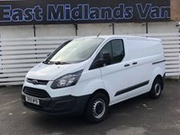 USED 2015 15 FORD TRANSIT CUSTOM 2.2 270 LR P/V 1d 100 BHP