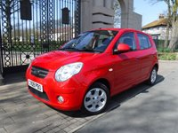 2009 KIA PICANTO 1.1 RED 5d 64 BHP £2495.00