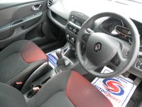 USED 2013 13 RENAULT CLIO 1.1 EXPRESSION PLUS 16V 5d 75 BHP