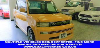 View our TOYOTA BB