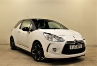 USED 2013 13 CITROEN DS3 1.6 E-HDI DSTYLE PLUS 3d 90 BHP + 1 PREV OWNER  + AIR CON + AUX + SERVICE HISTORY
