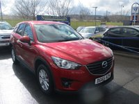 USED 2015 65 MAZDA CX-5 2.2 D SE-L NAV 5d 148 BHP ABSOLUTELY STUNNING EXAMPLE !!