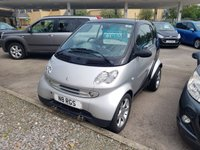 USED 2007 SMART FORTWO 0.7 PULSE SOFTOUCH 2d AUTO 61 BHP