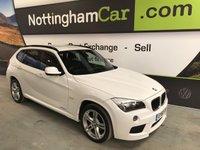 2011 BMW X1 2.0 XDRIVE20D M SPORT 5d 174 BHP £9295.00