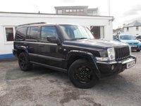 2007 JEEP COMMANDER 3.0 V6 CRD PREDATOR 5d AUTO 215 BHP £6995.00