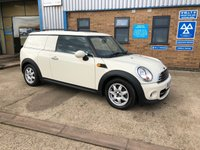 USED 2013 13 MINI CLUBVAN 1.6 COOPER D 1d 110 BHP CLUBMAN ***FINANCE AVAILABLE *** CALL NOW OR APPLY ONLINE -  MORE IN STOCK!!!