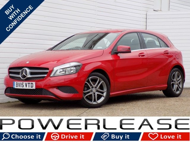 USED 2015 15 MERCEDES-BENZ A CLASS 2.1 A200 CDI SPORT 5d 136 BHP CRUISE CONTROL 1 OWNER