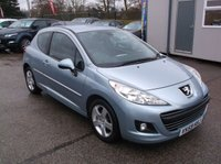 USED 2009 59 PEUGEOT 207 1.6 SPORT 3d 120 BHP IDEAL FAMILY CAR WITH EXCELLENT SERVICE HISTORY, DRIVES SUPERBLY