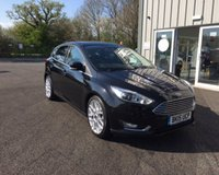 USED 2015 15 FORD FOCUS 1.5 TDCI TITANIUM X NAVIGATOR 120 BHP THIS VEHICLE IS AT SITE 1 - TO VIEW CALL US ON 01903 892224