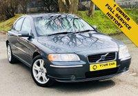 2008 VOLVO S60 2.4 D5 SE LUX 4d AUTO 185 BHP £5000.00