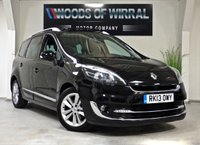 2013 RENAULT SCENIC 1.6 GR DYNAMIQUE TOMTOM LUXE ENERGY DCI S/S 5d 130 BHP £6880.00