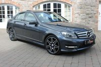 2014 MERCEDES-BENZ C CLASS 2.1 C250 CDI BLUEEFFICIENCY AMG SPORT PLUS 4d AUTO 202 BHP £13950.00