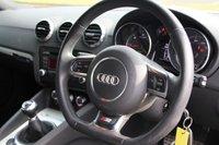 USED 2012 12 AUDI TT 2.0 TDI QUATTRO S LINE BLACK EDITION 2d 168 BHP