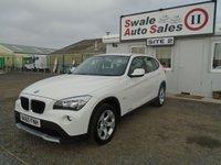 USED 2010 60 BMW X1 2.0 SDRIVE18D SE 5d 141 BHP £50 PER WEEK NO DEPOSIT - SEE FINANCE LINK BELOW