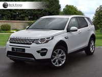 USED 2015 LAND ROVER DISCOVERY SPORT 2.2 SD4 HSE 5d AUTO 190 BHP VAT QUALIFYING