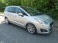 2014 PEUGEOT 5008 1.6 E-HDI ALLURE 5d AUTO 115 BHP £10000.00