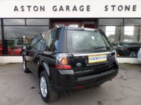 USED 2013 13 LAND ROVER FREELANDER 2.2 SD4 GS 5d AUTO 190 BHP ** F/S/H ** ** LEATHER * HEATED SEATS **