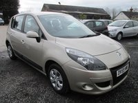 USED 2009 59 RENAULT SCENIC 1.5 EXPRESSION DCI 5DR MPV EXCELLENT FUEL ECONOMY DIESEL LOW ROAD TAX
