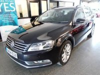 2014 VOLKSWAGEN PASSAT 1.6 EXECUTIVE TDI BLUEMOTION TECHNOLOGY 5d 104 BHP £SOLD