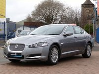 USED 2011 61 JAGUAR XF 2.2 D SE 4d AUTO  ONE OWNER ~ FULL JAGUAR HISTORY ~ FACELIFT MODEL ~ REAR CAMERA ~ CRUISE CONTROL ~ BLUETOOTH