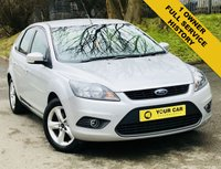 USED 2011 11 FORD FOCUS 1.6 ZETEC 5d 99 BHP ANY INSPECTION WELCOME ---- ALWAYS SERVICED ON TIME EVERY TIME AND SERVICED MAINLY BY SAME DEALERSHIP THROUGHOUT ITS LIFE,NO EXPENSE SPARED, KEPT TO A VERY HIGH STANDARD THROUGHOUT ITS LIFE, A REAL TRIBUTE TO ITS PREVIOUS OWNER, LOOKS AND DRIVES REALLY NICE IMMACULATE CONDITION THROUGHOUT, MUST BE SEEN FOR THE PRICE BARGAIN BE QUICK, 6 MONTHS WARRANTY AVAILABLE,DEALER FACILITIES,WARRANTY,FINANCE,PART EX,FIRST TO SEE WILL BUY BARGAIN