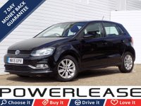 USED 2015 15 VOLKSWAGEN POLO 1.0 SE 5d 74 BHP 1 OWNER 20 POUND TAX