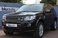 2014 LAND ROVER FREELANDER 2.2 SD4 SE TECH 5d AUTO 190 BHP £19785.00