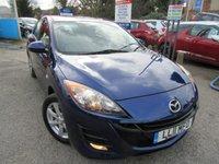 2011 MAZDA 3 2.0 TS2 5d AUTO 150 BHP £6200.00