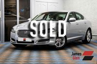 2013 JAGUAR XF 3.0 D V6 LUXURY 4d AUTO 240 BHP £12485.00