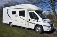 2013 FIAT AUTO-TRAIL 2.3 TRACKER RB 1d 129 BHP £38999.00