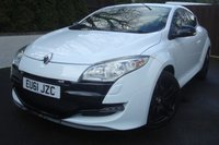 2011 RENAULT MEGANE 2.0 RENAULTSPORT CUP 3d 247 BHP MINT THROUGHOUT £9795.00