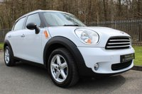 2011 MINI COUNTRYMAN 1.6 COOPER 5d 122 BHP £7750.00
